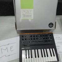 KORG Monologue Black Monophonic Analogue Synthesizer