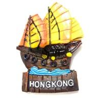 magnet kulkas hongkong souvenir mancanegara hongkong wisata