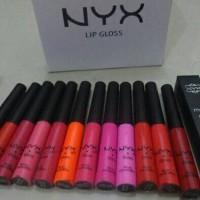 NYX GIRLS BLACK LABEL TINT MATTE NEW LOVES