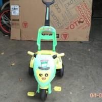 Sepeda Anak Plastik Yotta Roda 3 pedacu