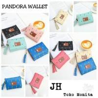 Jual Jimshoney Pandora Wallet - Dompet mini wanita / cewek / dompet lucu Murah
