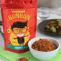 Jual Abon Si Bonbon Non MSG Ikan Tuna/lele/cakalang/ebi/ayam Murah
