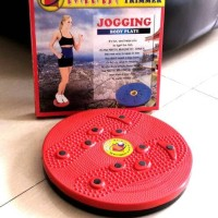 magnetic trimmer jogging bodyplate