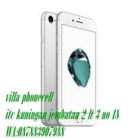 iPhone 7 256GB silver kredit proses 30 menit terpercaya