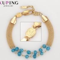 Gelang Xuping Cantik 18K Gold Color