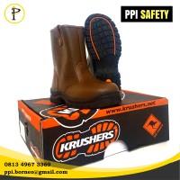 Sepatu Safety Krushers - MT ISA / TEXAS