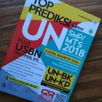 Top Prediksi UN SMP MTs 2018