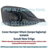 Cover Bumper KANAN SATUAN bemper Suzuki New Ertiga GA tidak ada lobang
