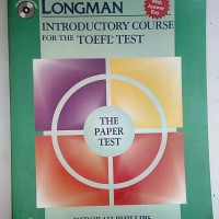 Buku Longman Introductory Course For TOEFL Test With Answer