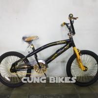harga Sepeda Bmx Pacific Black Magic Ukuran 20 Stang Rotor Untuk Anak-anak Tokopedia.com