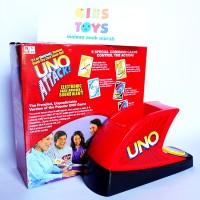 mainan edukasi anak uno attack / kartu uno / uno stacko