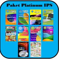 Jual PAKET Buku Wangsit SBMPTN 2018 Platinum IPS Murah