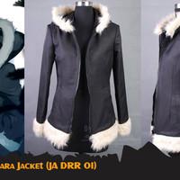 Jaket Izaya Orihara JA DRR 01 Hoodie Cosplay