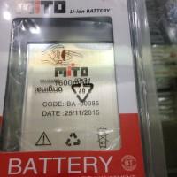 Baterai Mito A250 Fantasy 2 Model Ba-00058 1600mah Original
