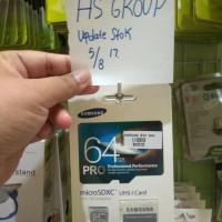 kartu memori hp memory card micro sd samsung 64Gb clas 10 ori 99 64 gb