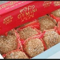 Jual kue Moaci/Moci/Mochi Wijen Gemini isi 25 Murah Original khas Semarang Murah
