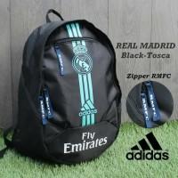 harga Tas Ransel Bola Real Madrid Fc Warna Abu Tua (dark Grey) Murah Tokopedia.com