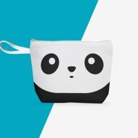 Jual Dompet Tas Pouch Multifungsi Panda Lucu Murah