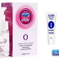 Paket DUREX PLAY LONGER & O