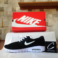 Nike Air Stefan Janoski Black White