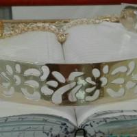 Ikat Pinggang Belt Wanita Gesper Sabuk Model Full Rantai Kerawang 3 Cm