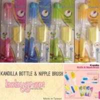Kandila Bottle Brush / Sikat Botol Susu Bayi Kandila