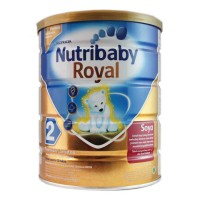 Nutribaby Royal Soya 2 700 gr Susu Formula Bayi