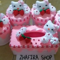 hk astor pink set toples