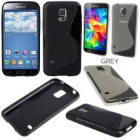 Samsung Galaxy S5 Mini S5 Mini Duos - Stylish TPU Soft Case Casing