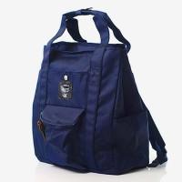 Anello Rucksack 2 Way Tas Tote / Ransel Backpack