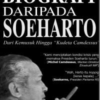 Biografi Daripada Soeharto A. Yogaswara