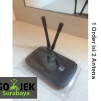 Jual Antena modem Mifi Huawei e5577 xl go 4G all operator warna hitam Murah