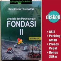 Buku Analisis Dan Perancangan Fondasi 2 - Hary Christady (Edisi 3)