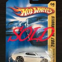 Hot Wheels Hotwheels 69 Ford Mustang 2007 New Model