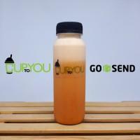 Jual CUPTOYOU Original Thai Milk Tea Botol 250ml Murah