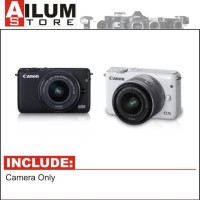 Canon EOS M10 Resmi Datascrip (Camera Only)