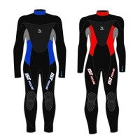 Long Wetsuit IST 3mm - Wet Suit Snorkeling Freediving Baju Selam