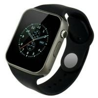Smart Watch A1 - Jam Tangan Hp Support Sim Card Dan Memory Card