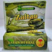 Sabun Zaitun Al Ghuroba - Sabun Herbal Zaitun Pembersih Flek Hitam