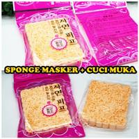 Harga sponge masker spons cuci   Pembandingharga.com