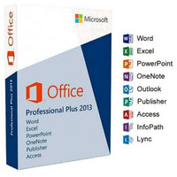 License Office 2013 Pro Plus Retail Original 32bit/64bit