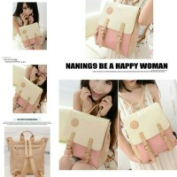 RS17 tas import / tas wanita / backpack