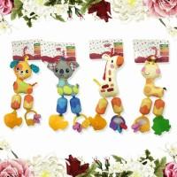 Gantungan/ Mainan Stroller Bayi Mamas Papas Rattle Chime and Teether