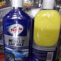 Turtle Metallic Car Wax