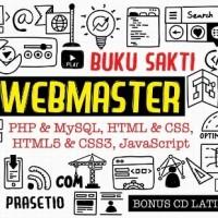 Buku Sakti Webmaster