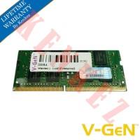 V-GEN DDR4 SO-DIMM 8GB PC-17000/2133 Mhz
