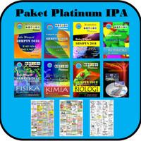 Paket Buku Wangsit SBMPTN 2018 Platinum IPA