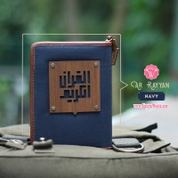 Al Quran Ar Rayyan Navy For Man Bonus Tasbih Digital