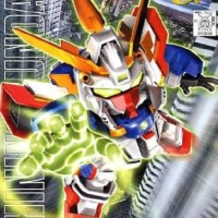 SD BB Shining Gundam