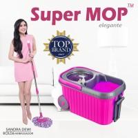 Jual Alat Pel Super MOP BOLDe NEW ELEGANTE | Stainless+botol wangi+drainase Murah